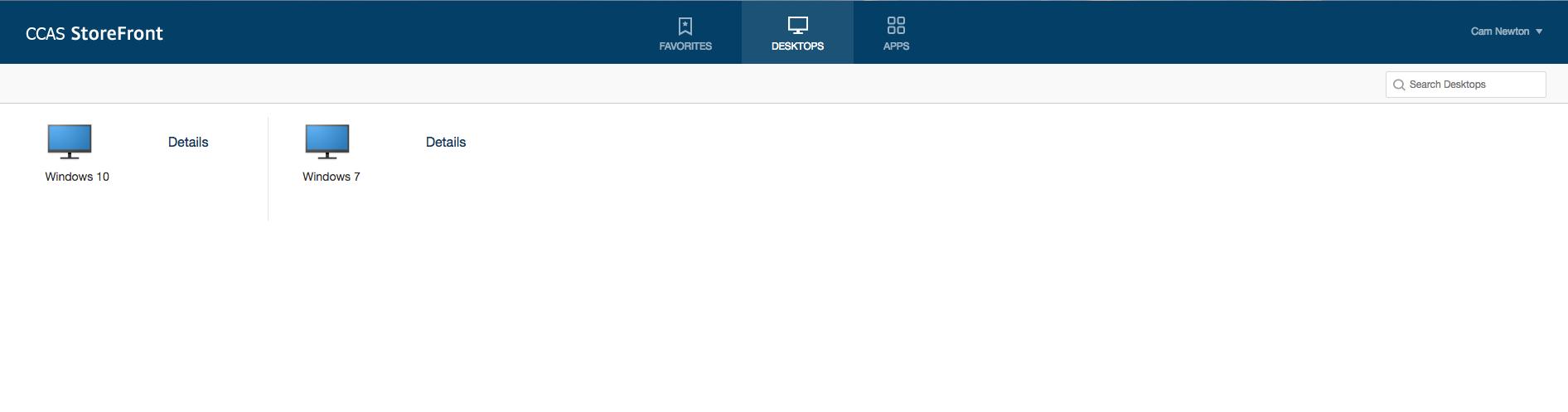 Virtual Desktops (Citrix XenDesktop)   Office of Technology